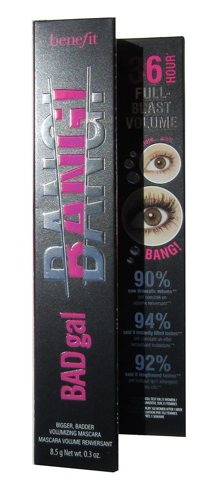 4acaabf3128 Benefit Cosmetics Badgal Bang Volumizing Mascara 8.5 g 0.3 oz. Full Size by  Benefit Cosmetics