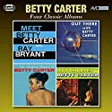 BETTY CARTER / CARTER - FOUR CLASSIC ALBUMSの商品画像
