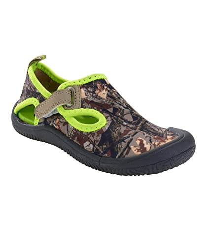 bef45be35cea2 Amazon.com | Ocean Pacific OP Boys Camo Water Shoe | Water Shoes