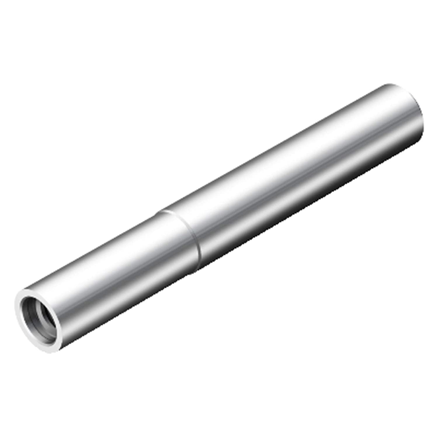 90 Degree Entering Angle Sandvik Coromant Solid Carbide Indexable Milling Tool 6 Flutes