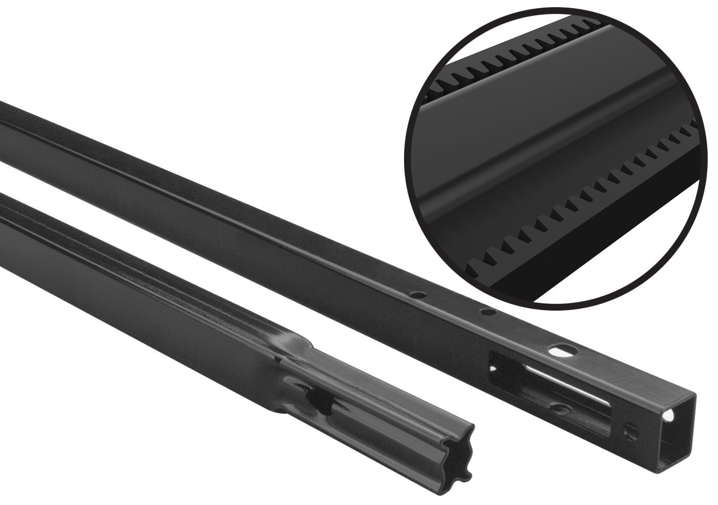 Chamberlain 8810CB 10-Foot Belt Drive Garage Door Opener Extension Kit, Compatible with Whisper Drive and Whisper Drive Plus Models, Includes Rail Extension and Replacement Belt by Chamberlain (Image #4)