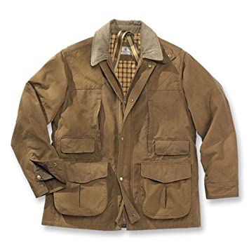 Amazon.com: Beretta Men's Waxed Cotton Field Jacket: Sports & Outdoors