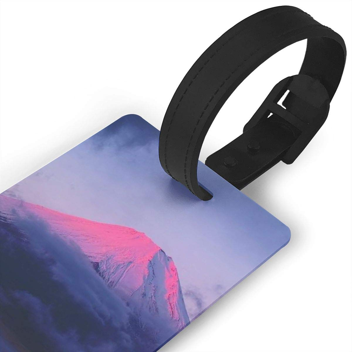 Mount Fuji Handbag Tag For Travel Tags Accessories 2 Pack Luggage Tags