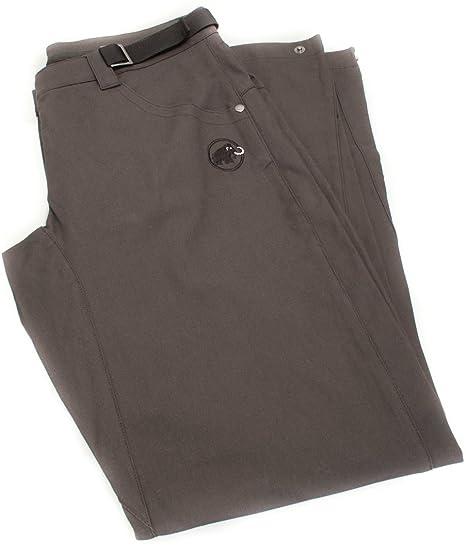 color gris Mammut Pantalones para mujer