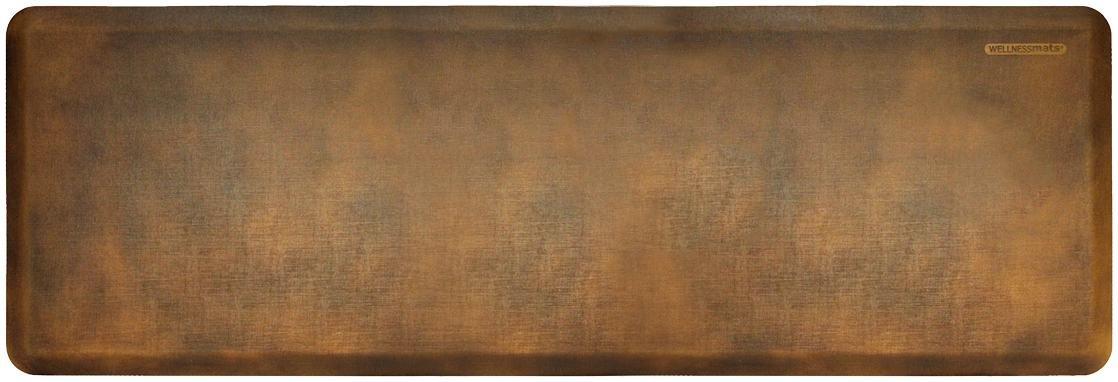 WellnessMats Antique Linen Floor Mat