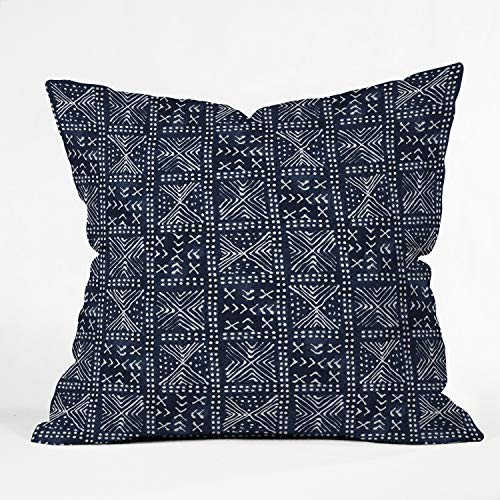 Deny Designs Dash and Ash Just moody Indoor Throw Pillow, 26
