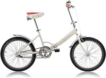 Thats Italia Bicicleta Fiat 500 Pop: Amazon.es: Deportes y aire libre