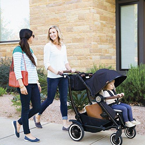 Austlen Baby Co Entourage Stroller In Black Also Available In Navy