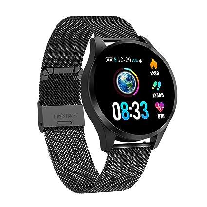 Amazon.com : XMYL Fitness Tracker, Heart Rate Monitor ...