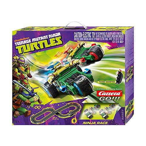 Carrera Go Teenage Mutant Ninja Turtle Race Racing (Turtles Race)