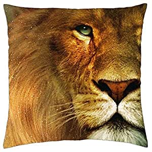 Aslan, The Narnia Lion - Throw Pillow Cover Case (18