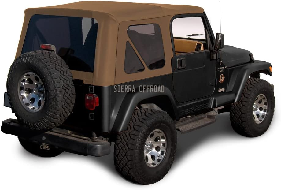 Soft Top with Tinted