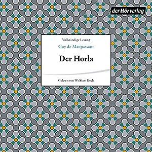 Der Horla Hörbuch