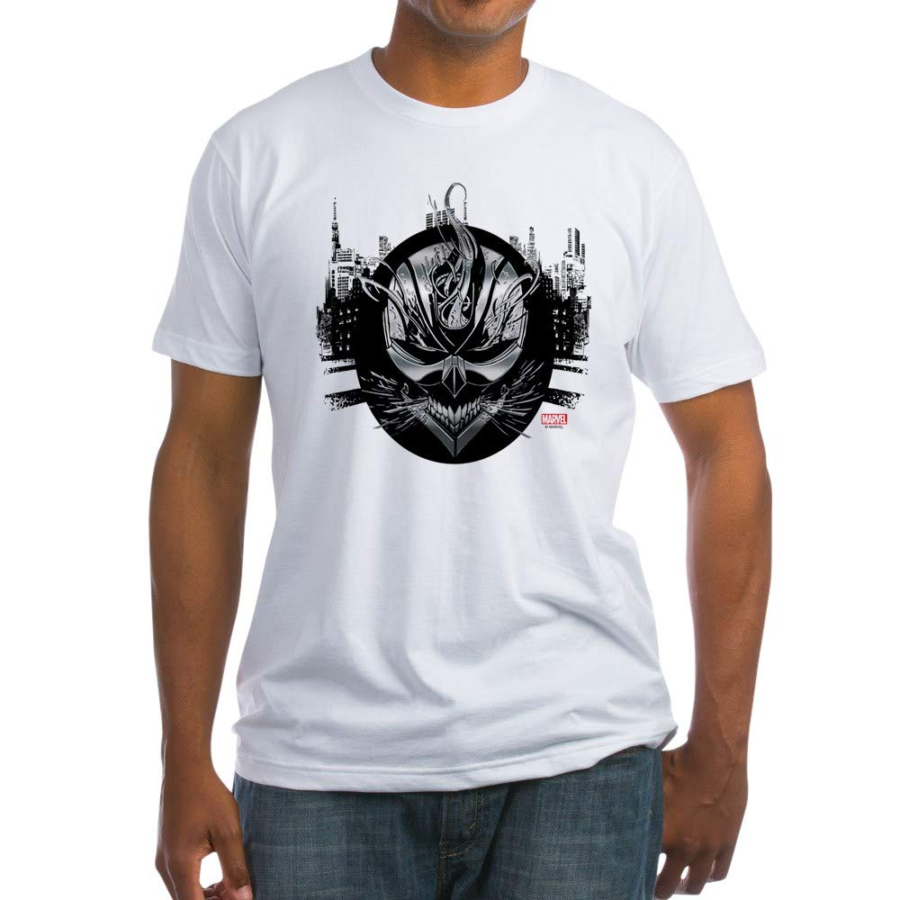 Ghost Rider Metals Fitted Fitted Shirts