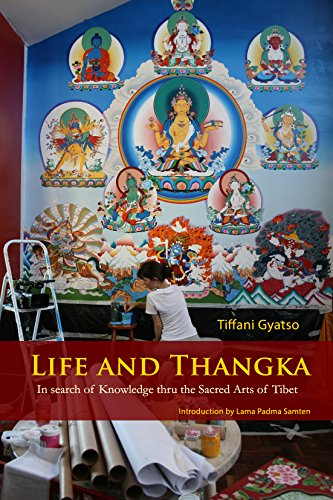 (Life and Thangka: In Search of Knowledge through Tibetan Sacred Arts)
