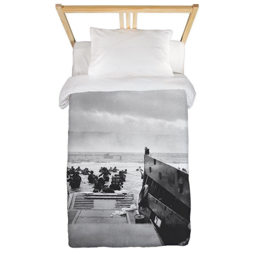 CafePress - Twin Duvet - Twin Duvet Cover, Printed Comforter Cover, Unique Bedding, Microfiber