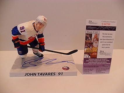 online retailer 2b30c 264fb John Tavares Autographed Signed New York Islanders Imports ...