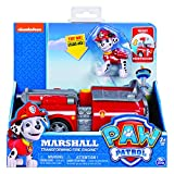 Paw Patrol 20101361 Marshall's Transforming Fire Truck with Pop-Out Water Cannons, for Ages 3 and Up
