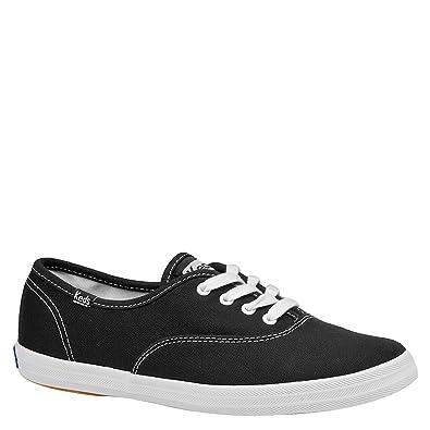 0187ef399 Keds Women s Champion Originals Sneaker Black Womens 7