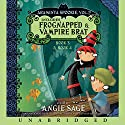 Araminta Spookie, Books 3 & 4: Frognapped & Vampire Brat Audiobook by Angie Sage Narrated by Katherine Kellgren
