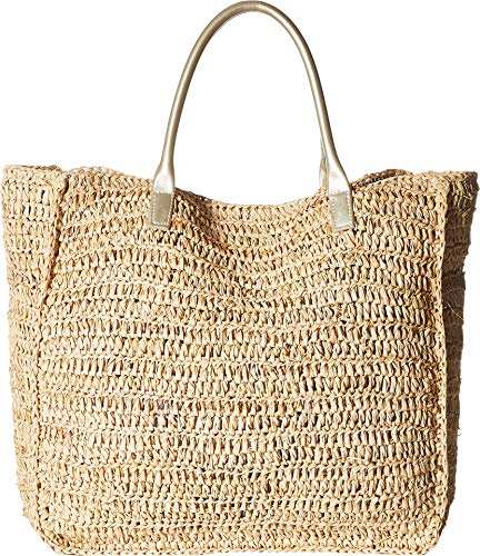 Hat Attack Women's Luxe Day Bag Natural One Size