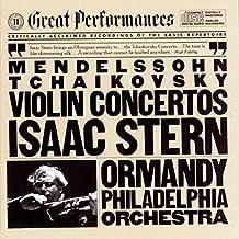 Tchaikovsky: Concerto In D Major for Violin and Orchestra, Op. 35 // Mendelssohn: Concerto In E Minor for Violin and Orchestra, Op. 64