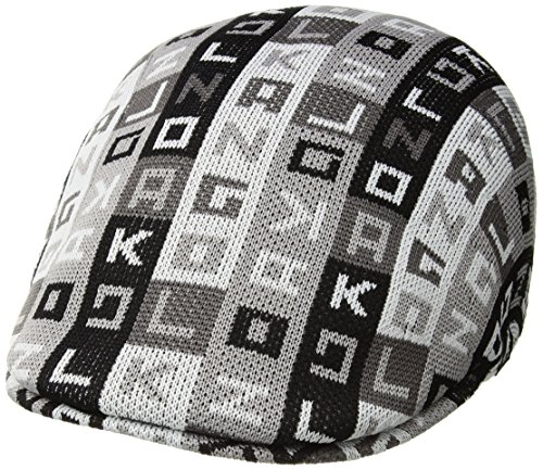 Kangol Men's Color Cube 507 Ivy Cap, Black, L
