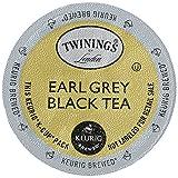 Twinings Earl Grey Tea, K-Cup Portion Pack for Keurig K-Cup Brewers, 12 Count(Packaging may vary)