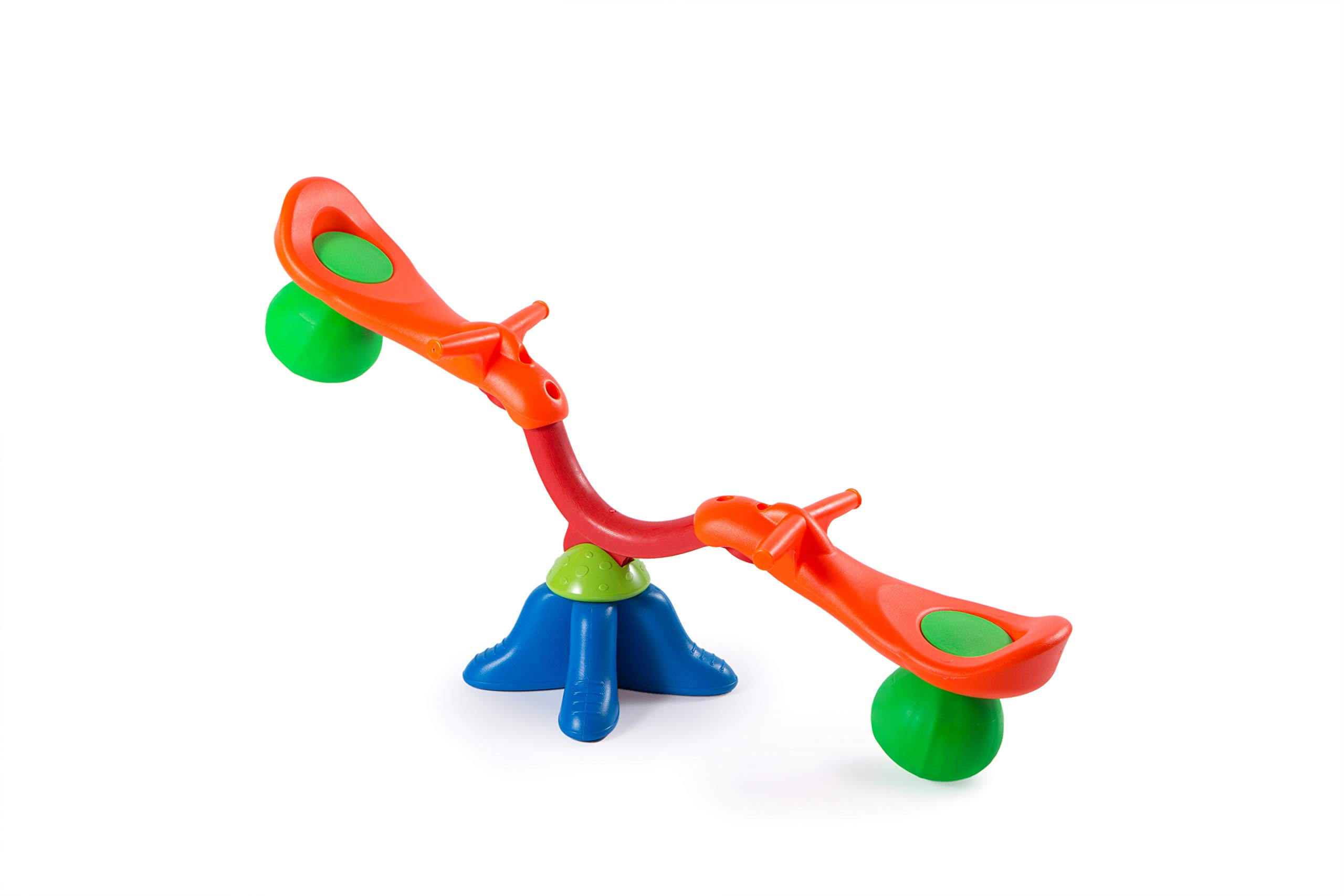 NBD Corp Seesaw - Kids Teeter Totter Indoor Outdoor Toy for Kids That Can Rotate 360 Degrees Very Fun Playground Equipment