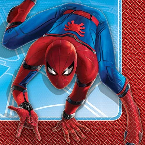 Spider-Man 'Homecoming' Small Napkins