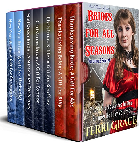 Brides For All Seasons Volume II Box Set: 7 Seasonal Favourites In One Bumper Holiday Volume cover