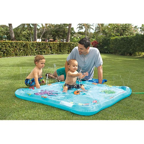 One Step Ahead Li'l Squirt Baby Wading Pool