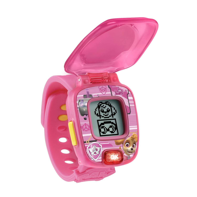 VTech PAW Patrol Skye Learning Watch, Pink by VTech (Image #4)