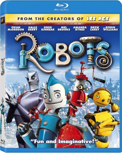 Robots Blu Ray