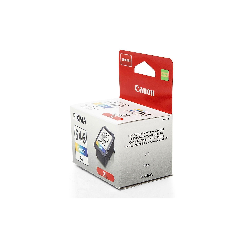 XL Original Canon 8288B001 / CL-546XL tinta (Color, aprox. 300 ...