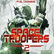 Krieger (Space Troopers 2) | P. E. Jones