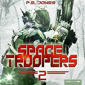 Krieger (Space Troopers 2) Audiobook