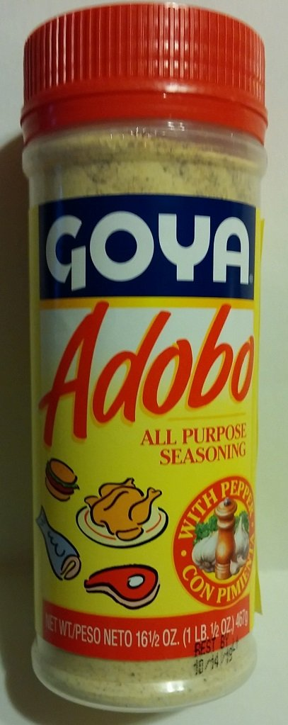 Amazon.com : Goya Spice Combo Bundle:includes Adobo with Pepper 16.5-ounce Plastic Bottle, 3-boxes Sazon Goya Con Culantro Y Achiote and 3-boxes Goya Sazon ...