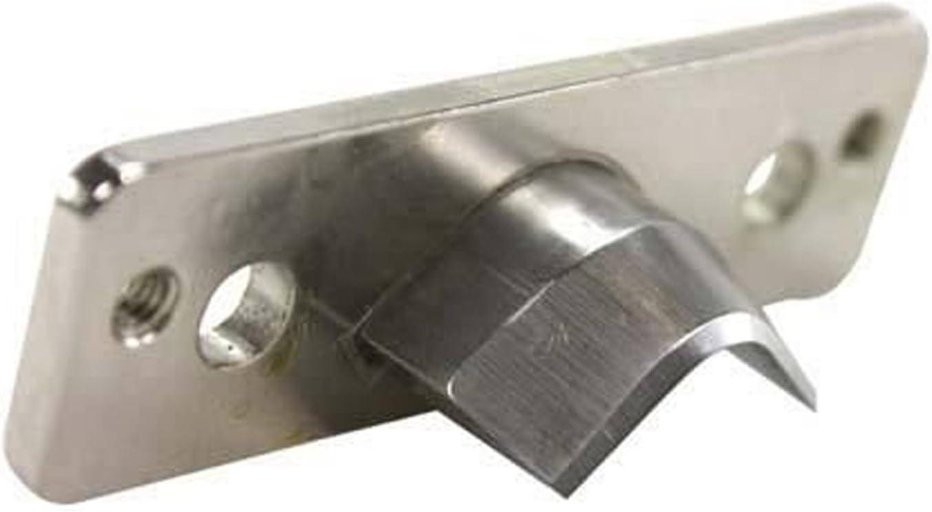 Extra Blade for S-100 Desktop Corner Cutter & Rounding Machine; size 1/4-inch (6mm) Radius Die