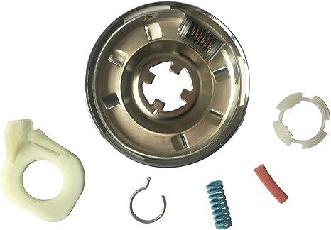 LONYE 285785 Kit de montaje de embrague de lavadora para Whirlpool ...