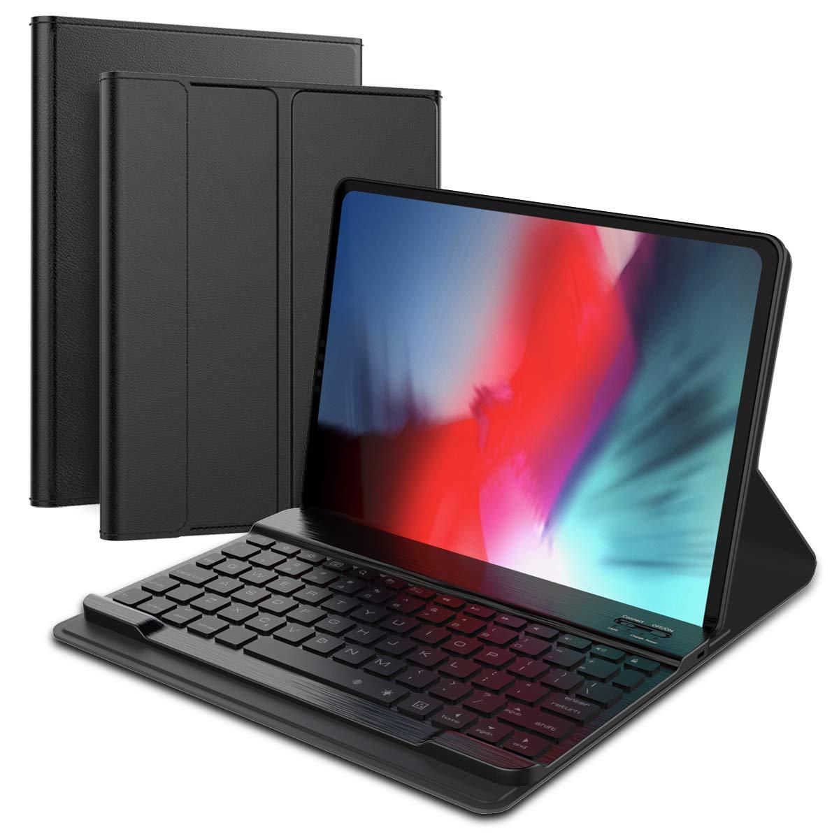激安通販の AICEDA iPad Pro iPad 11インチ 2018用ケース [エクストラカードスロット] [ウォレットケース] ブラック PUレザー [落下保護] TPUケース レザーケース [落下保護] iPad Pro 11インチ 2018用交換ケース ブラック, ブラック, Y262-3W-690 ブラック B07L1S27JT, 加納屋北岸:656b10a4 --- a0267596.xsph.ru