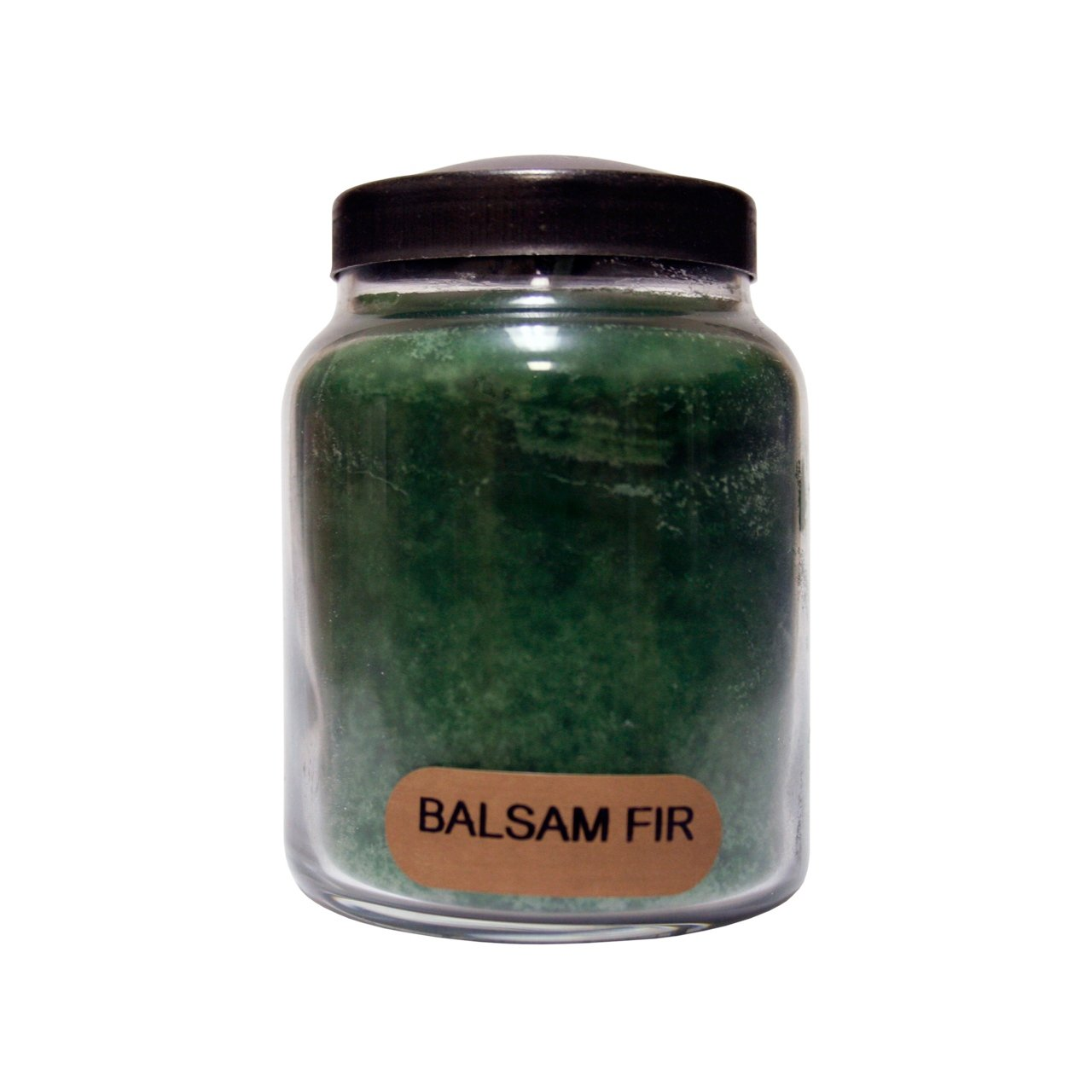A Cheerful Giver Balsam Fir Baby Jar Candle, 6-Ounce JNB39