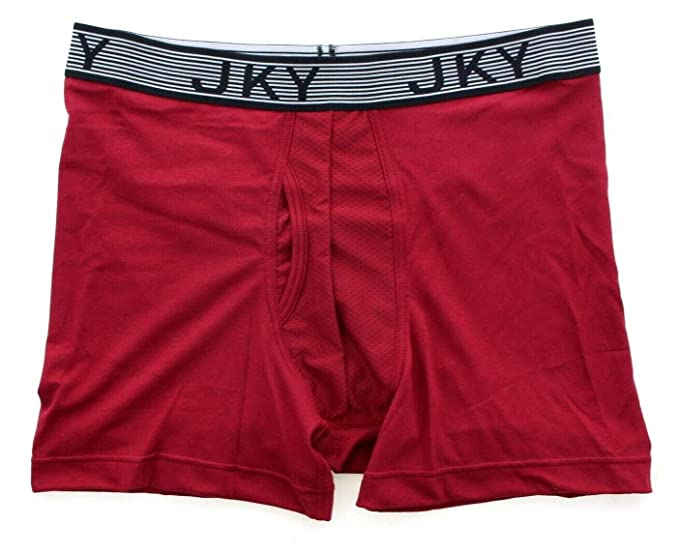 cb9e54bdaf6b Jockey Men's Underwear JKY Sport Cotton Boxer Brief at Amazon Men's ...
