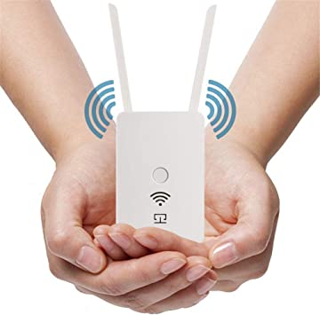 Repetidor De Red WiFi Extensor Telefono Movil WiFi Señal ...
