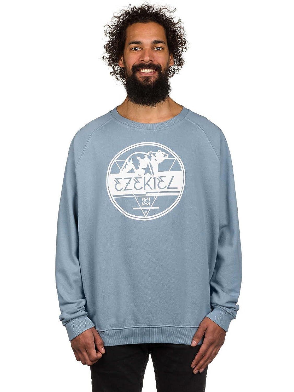 Sweater Men Ezekiel Island Crewneck Sweater
