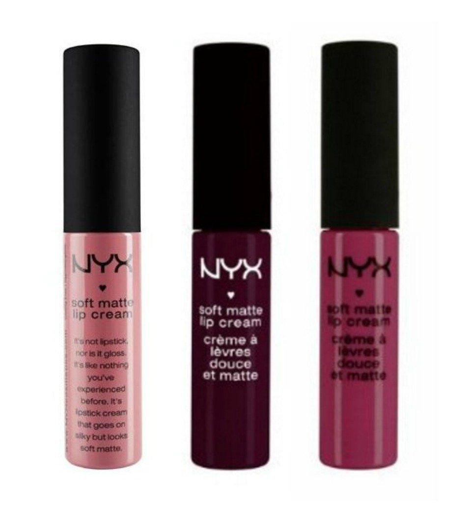 Nyx Professional Makeup Soft Matte Lip Cream Milan - Gbodhi