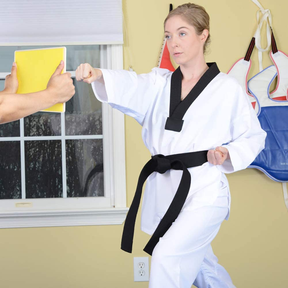 Aship Rebreakable Boards Martial Arts Taekwondo Karate MMA Ninja Training Practice ABS+EVA Foam Breaking Board for Kids Adults