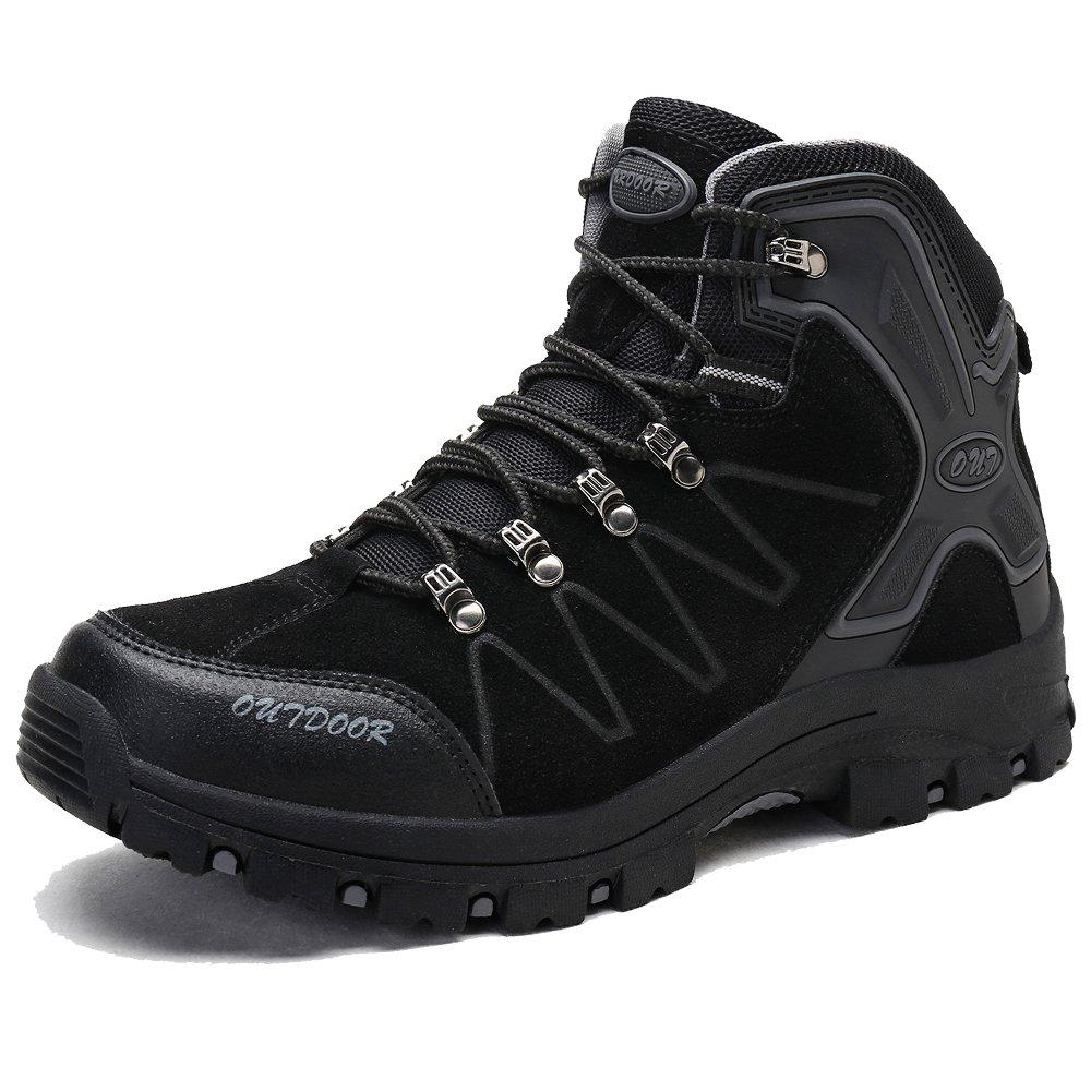 KAMIXIN Zapatos de Senderismo Hombre Outdoor Botas de Trekking Zapatillas de Senderismo Escalada Zapatos de Montaña Botas de Senderismo