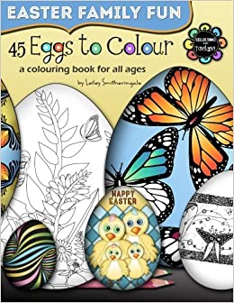 45 Eggs To Colour