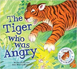 Book The Tiger Who Was Angry (When I Was...)